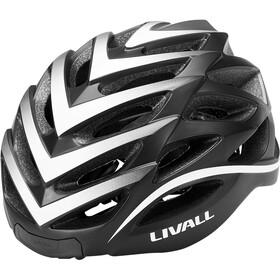 LIVALL BH62 Kask w tym BR80, czarny/biały